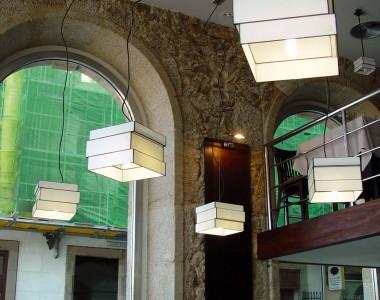 Lámparas 1107-ENCAIXE