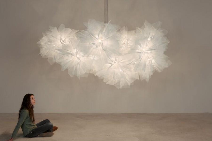 El uso de lámparas para completar la decoración del hogar