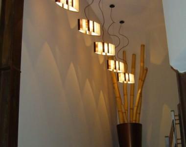 Lámparas 1107-VENTO