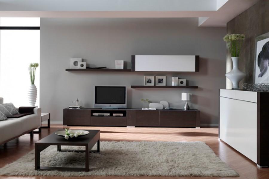 Estructuras modulares para la decoración de tu hogar