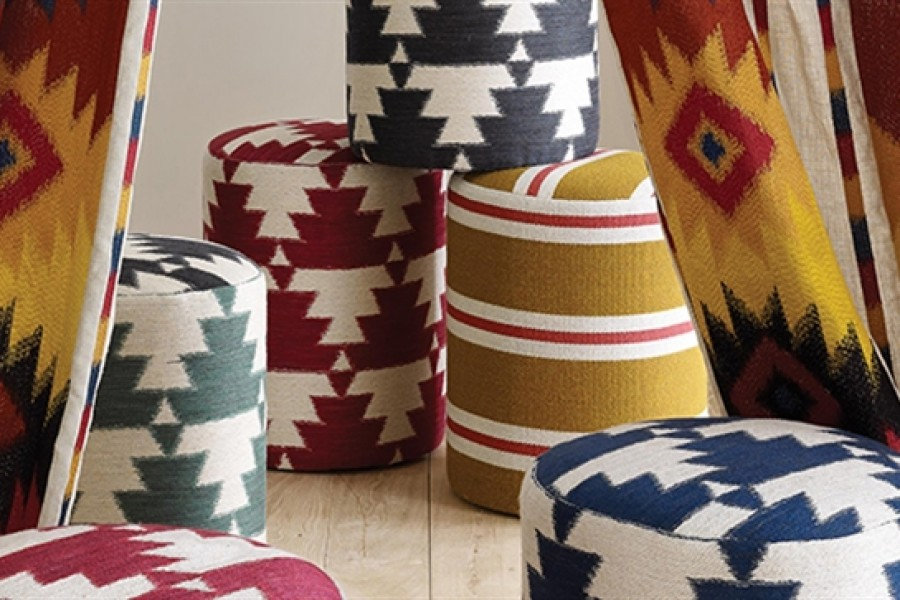 Trucos para elegir las mantas y los textiles en decoración