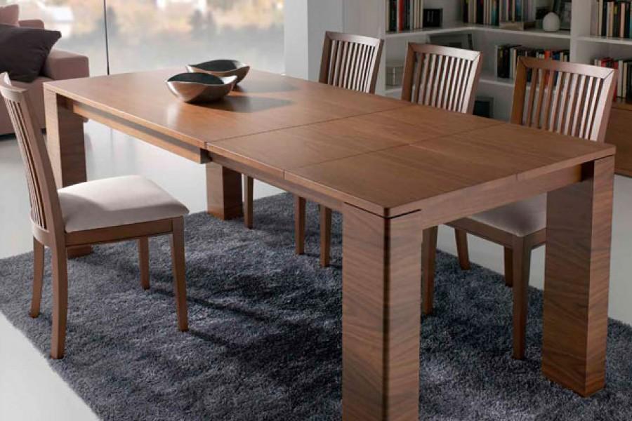 Cómo elegir mesas de comedor con encanto