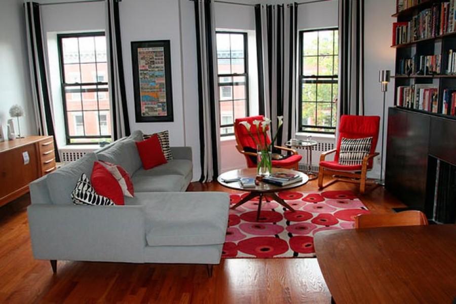 Trucos para hacer que tu pequeño piso parezca más espacioso
