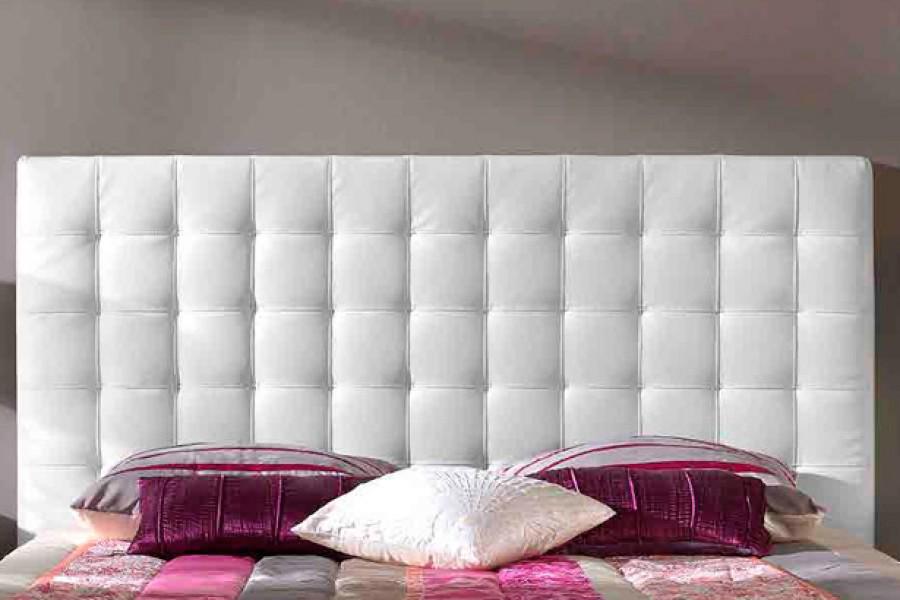 Tapizado de los muebles del dormitorio