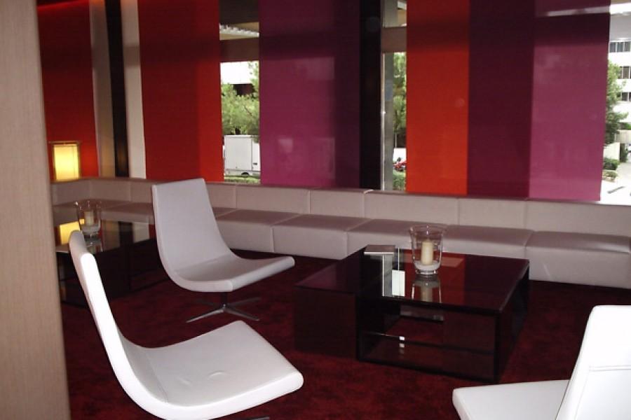 Decoración hoteles de diseño