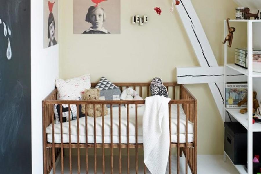 Cómo decorar el cuarto del bebé