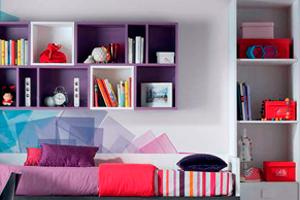 Estanterias Para Dormitorios Infantiles Muebles Infantiles De - Estanterias-para-dormitorios