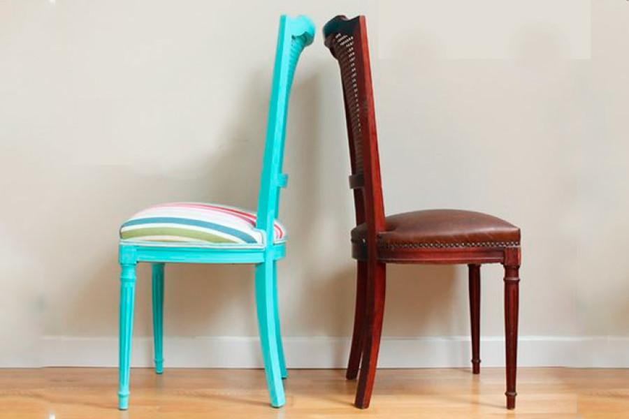 Restaurar un mueble antiguo