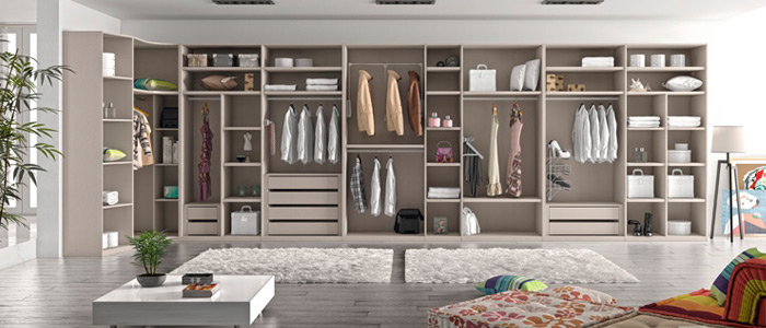 un buen vestidor debe consistir en un forramiento integral de techo a suelo de mobiliario especfico que dote a una habitacin sin luz de la mxima - Habitacion Vestidor